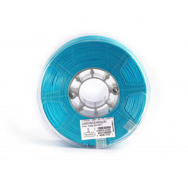 ABS+ пластик 1.75 1кг Esun голубой