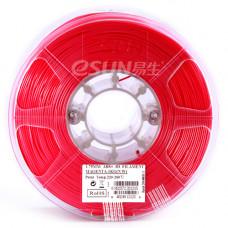 ABS+ пластик 1.75 1кг Esun пурпурно-красный
