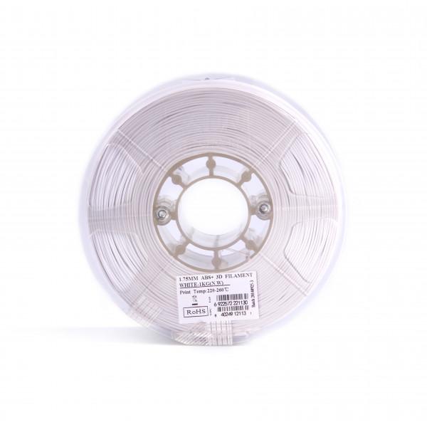 ABS+ пластик 1.75 1кг Esun белый