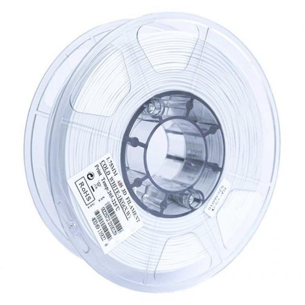 ABS+ пластик 1.75 1кг Esun холодный белый