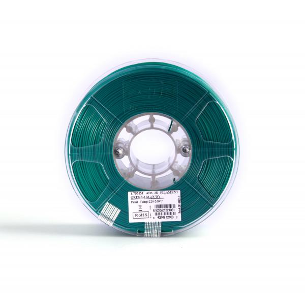 ABS пластик 1.75 1кг Esun зеленый