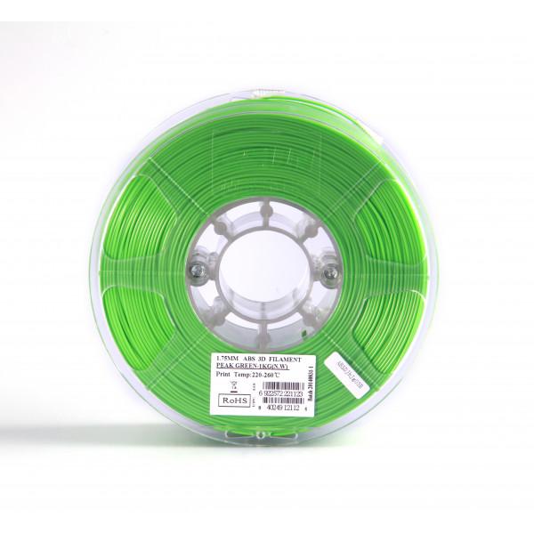 ABS пластик 1.75 1кг Esun салатовый