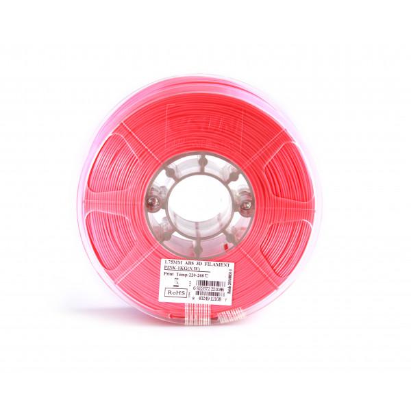 ABS пластик 1.75 1кг Esun розовый