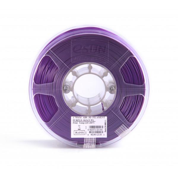 ABS пластик 1.75 1кг Esun фиолетовый