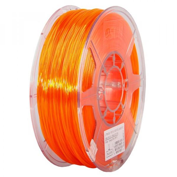 PETG пластик 1.75 1кг Esun оранжевый