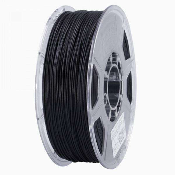 PETG пластик 1.75 1кг Esun черный н/п