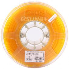 PETG пластик 1.75 1кг Esun желтый