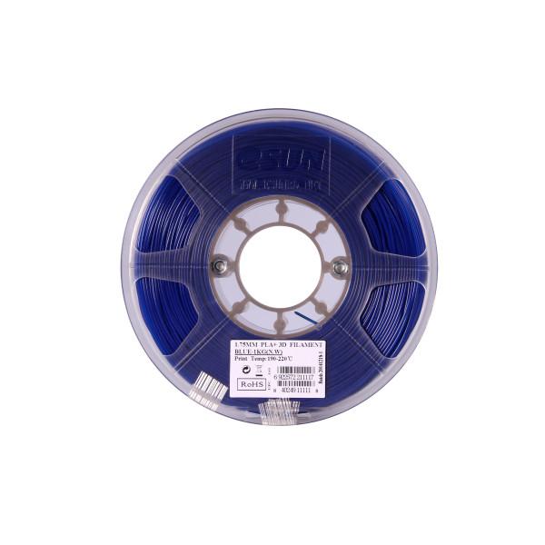 PLA+ пластик 1.75 1кг Esun синий