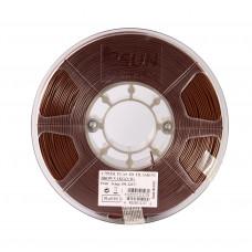 PLA+ пластик 1.75 1кг Esun коричневый