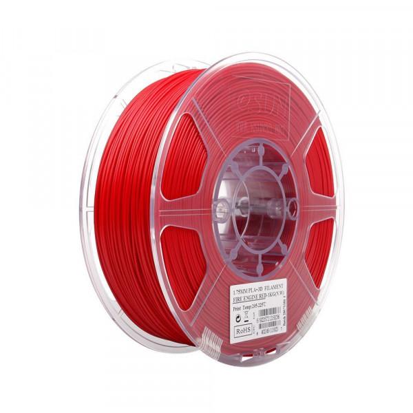 PLA+ пластик 1.75 1кг Esun ярко-красный