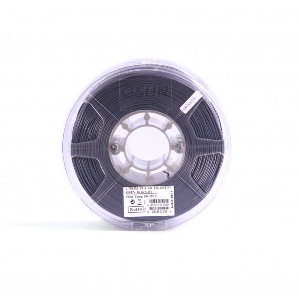 PLA пластик 1.75 1кг Esun серый