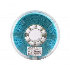 PLA пластик 1.75 1кг Esun голубой