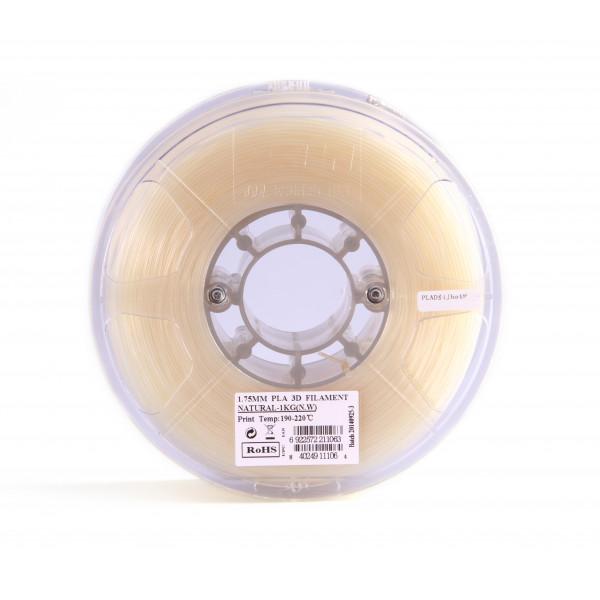 PLA пластик 1.75 1кг Esun натуральный