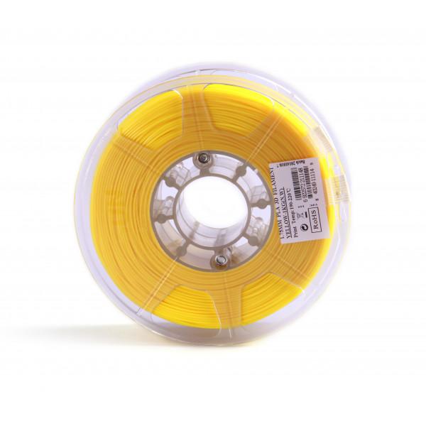 PLA пластик 1.75 1кг Esun желтый