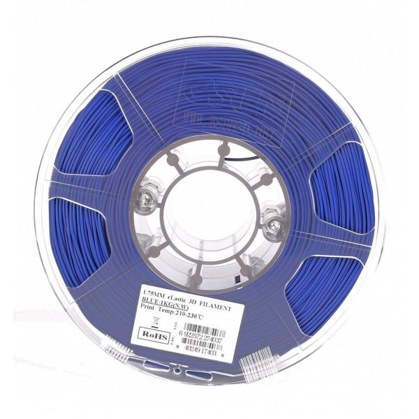 eLastic Esun, 1.75 мм, 1 кг,  синий
